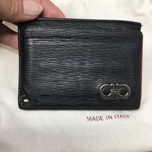 Salvatore Ferragamo Revival Leather Wallet